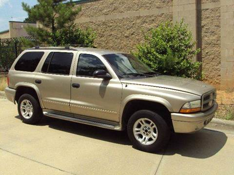 2002 Dodge Durango for sale in Wake Forest, NC