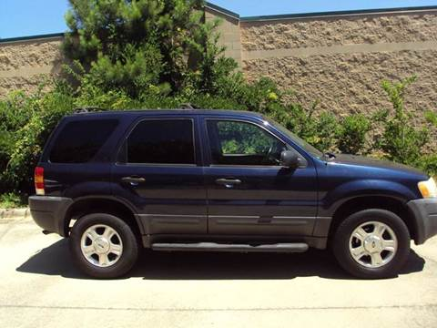 2004 Ford Escape for sale in Wake Forest, NC