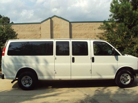2013 Chevrolet Express Passenger for sale in Wake Forest, NC