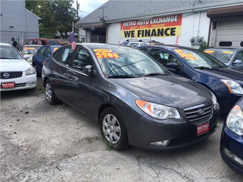 2009 Hyundai Elantra for sale in Elizabeth NJ