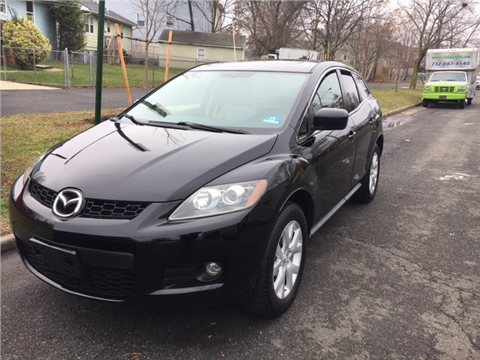 2008 Mazda CX-7 for sale in Elizabeth, NJ