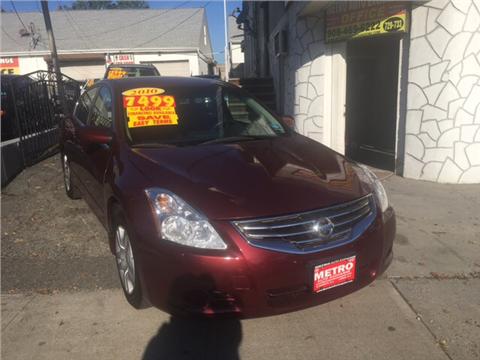 2010 Nissan Altima for sale in Elizabeth NJ