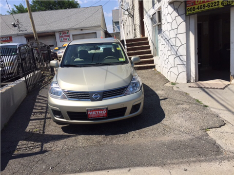 2007 Nissan Versa for sale in Elizabeth NJ