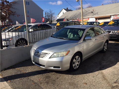 2007 Toyota Camry for sale in Elizabeth, NJ