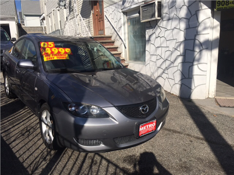 2005 Mazda MAZDA3 for sale in Elizabeth NJ