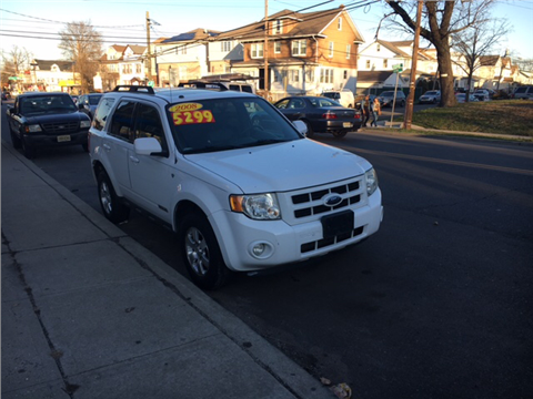 2008 Ford Escape for sale in Elizabeth NJ