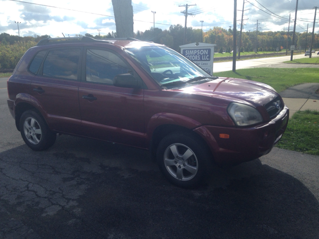 2006 Hyundai Tucson For Sale In Youngstown Oh