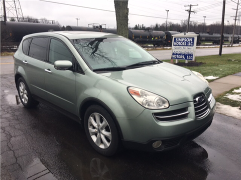 2006 Subaru B9 Tribeca for sale in Youngstown, OH