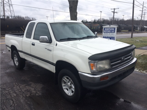 1997 Toyota T100 for sale in Youngstown, OH
