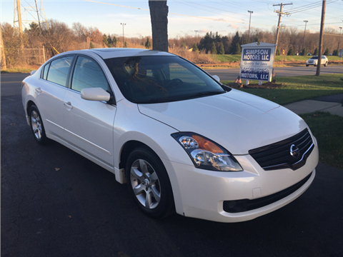 2009 Nissan Altima for sale in Youngstown, OH