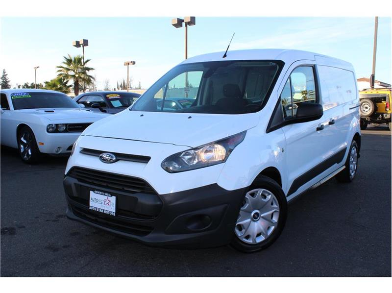2015 Ford Transit Connect Cargo For Sale In Sacramento CA