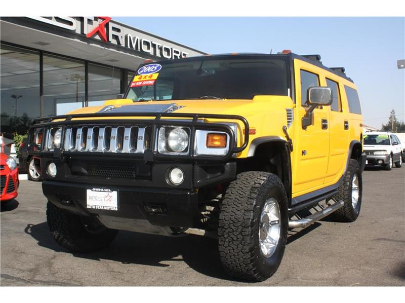 Hummer H2 For Sale In Sacramento Ca
