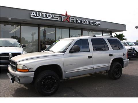 2000 Dodge Durango for sale in Sacramento, CA
