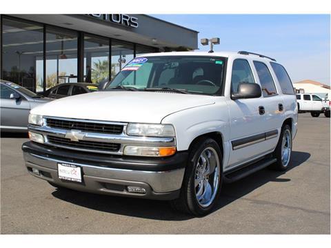 2005 Chevrolet Tahoe for sale in Sacramento, CA