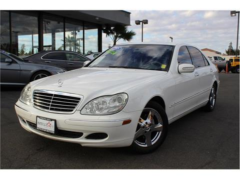 2005 Mercedes-Benz S-Class for sale in Sacramento, CA