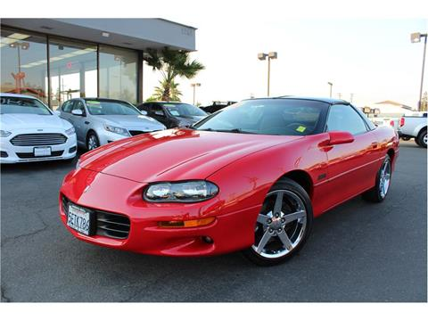 2002 Chevrolet Camaro for sale in Sacramento, CA