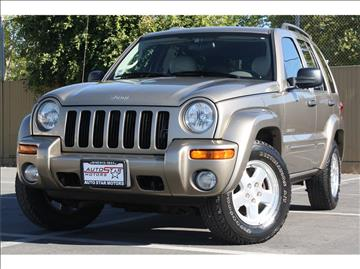 2004 Jeep Liberty for sale in Sacramento, CA
