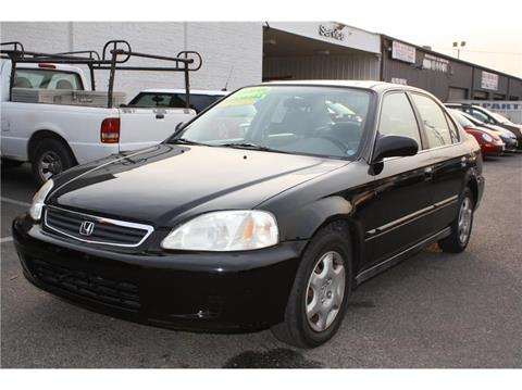 1999 Honda Civic for sale in Sacramento, CA