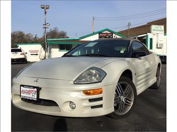 2004 Mitsubishi Eclipse Spyder for sale in Sacramento, CA