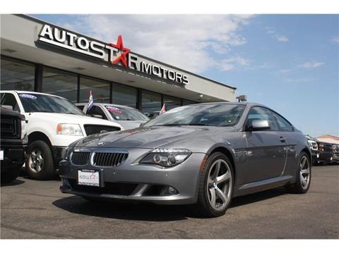 2010 BMW 6 Series for sale in Sacramento, CA