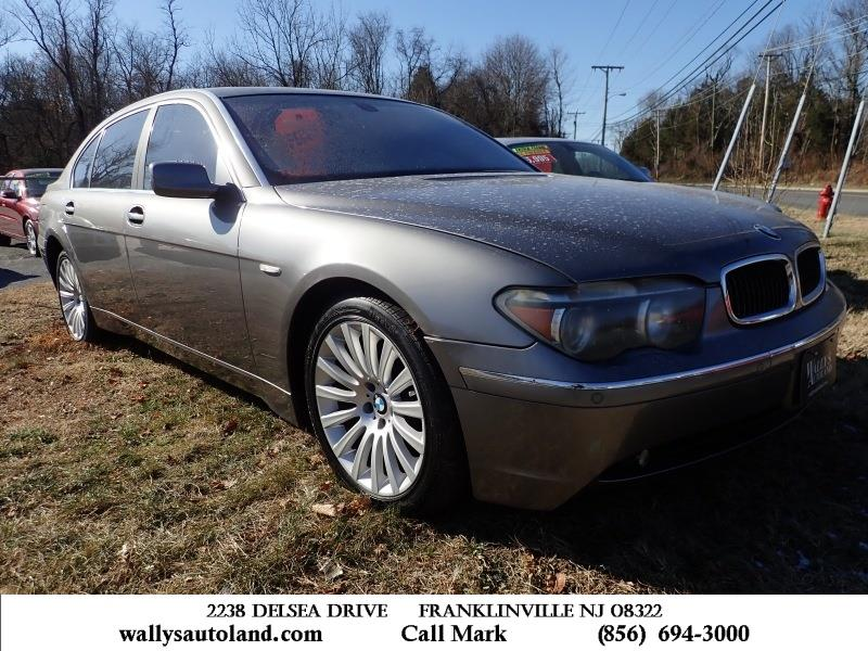 BMW Series For Sale Carsforsalecom - 2002 bmw 750