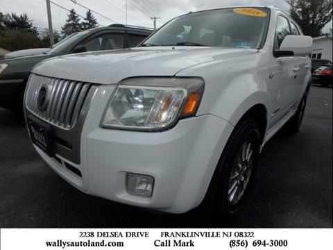 2008 Mercury Mariner Hybrid for sale in Franklinville, NJ