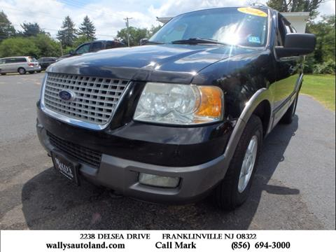 2004 Ford Expedition for sale in Franklinville, NJ