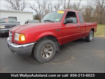 2002 Ford Ranger for sale in Franklinville, NJ
