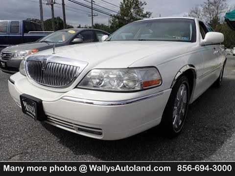 Lincoln Town Car For Sale In New Jersey Carsforsale Com