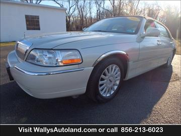 2005 Lincoln Town Car for sale in Franklinville, NJ