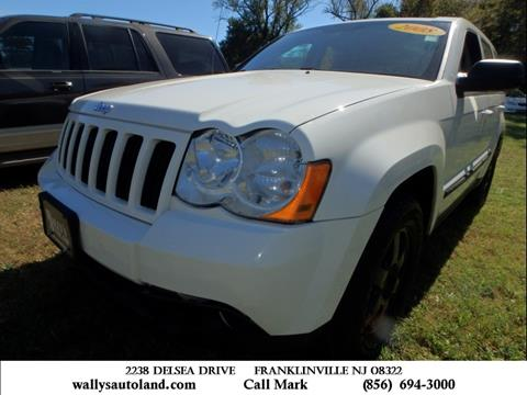 2008 Jeep Grand Cherokee for sale in Franklinville, NJ