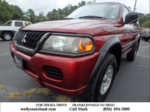 2004 Mitsubishi Montero Sport for sale in Franklinville, NJ