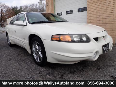 2002 Pontiac Bonneville for sale in Franklinville, NJ