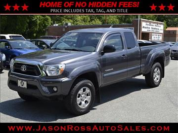 2014 toyota tacoma for sale. Black Bedroom Furniture Sets. Home Design Ideas