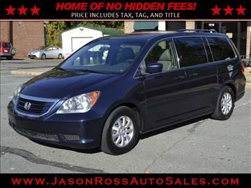 2008 Honda Odyssey for sale in Burlington, NC