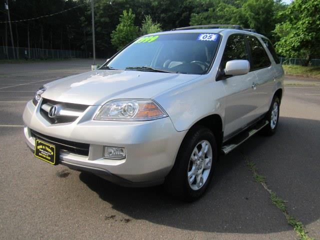 used 2005 acura mdx touring w navi awd 4dr suv in hartford. Black Bedroom Furniture Sets. Home Design Ideas