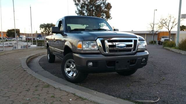 2007 FORD RANGER XLT 4DR SUPERCAB STYLESIDE SB unspecified abs - 4-wheel airbag deactivation - p