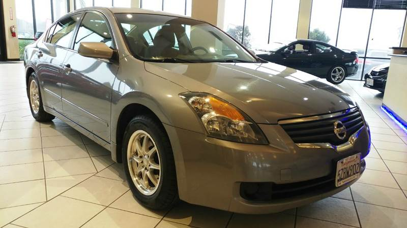 2007 NISSAN ALTIMA 25 S 4DR SEDAN 25L I4 CVT unspecified this is a low mileage 2007 nissan al