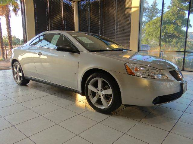 2007 PONTIAC G6 GT 2DR CONVERTIBLE silver 2-stage unlocking - remote abs - 4-wheel airbag deact
