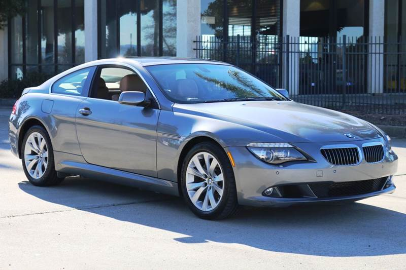 2008 BMW 6 SERIES 650I 2DR COUPE gray 2-stage unlocking doors abs - 4-wheel active head restrai