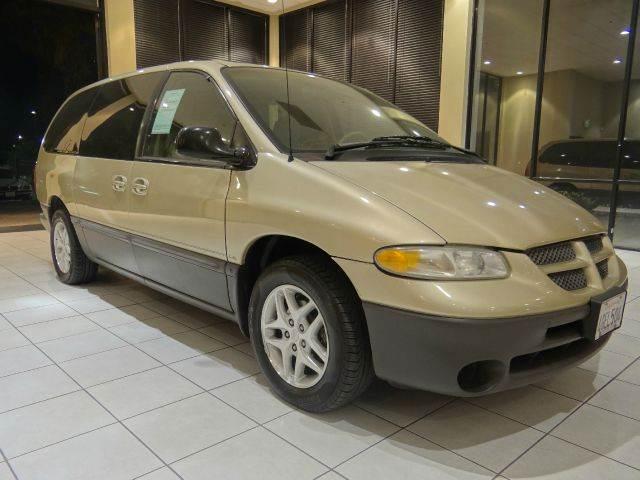 1999 DODGE GRAND CARAVAN LE 4DR PASSENGER VAN EXTENDED gold abs - 4-wheel cassette cruise contr