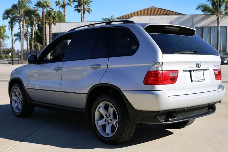 2005 BMW X5 30I AWD 4DR SUV silver abs - 4-wheel anti-theft system - alarm center console - fr