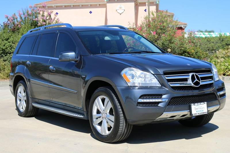 2011 MERCEDES-BENZ GL-CLASS GL350 BLUETEC AWD 4MATIC 4DR SUV blue 2-stage unlocking doors 4wd ty
