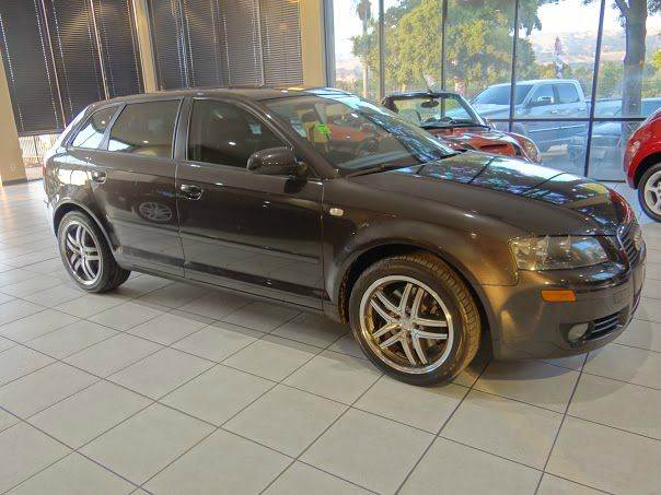 2008 AUDI A3 20T 4DR WAGON 6A gray 2-stage unlocking - remote abs - 4-wheel air filtration - a