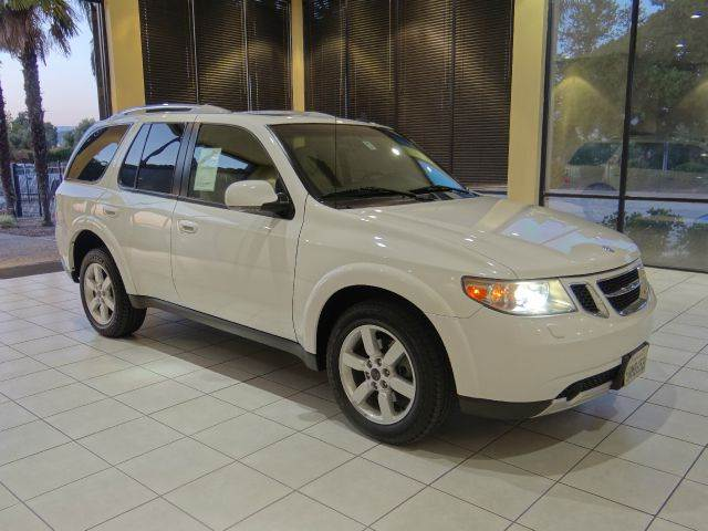 2006 SAAB 9-7X 53I AWD 4DR SUV white 4wd type - on demand abs - 4-wheel adjustable pedals - po