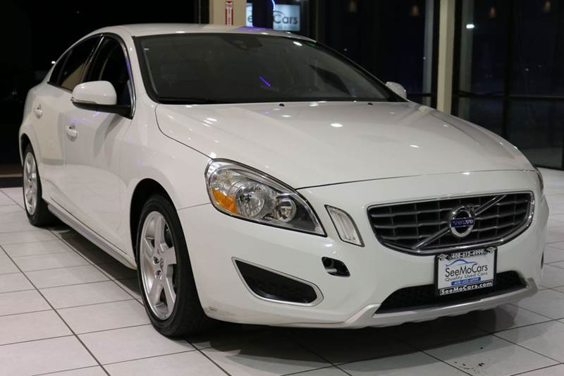 2012 VOLVO S60 T5 4DR SEDAN white 2-stage unlocking doors abs - 4-wheel active head restraints -