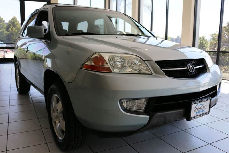 2003 ACURA MDX BASE AWD 4DR SUV blue this 2003 acura mdx is in great condition and is priced ju