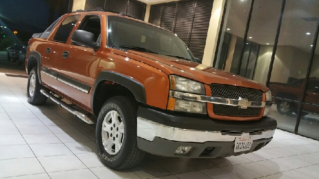 2004 CHEVROLET AVALANCHE 1500 4DR CREW CAB 4WD unspecified abs - 4-wheel anti-theft system - ala