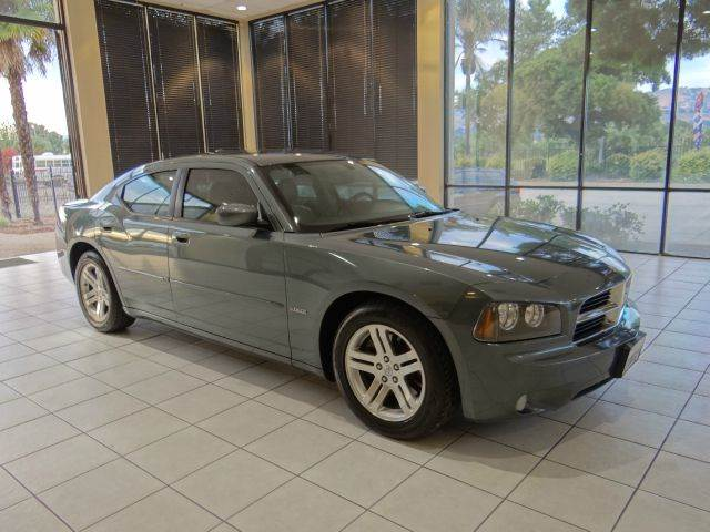 2006 DODGE CHARGER RT 4DR SEDAN blue abs - 4-wheel adjustable pedals - power airbag deactivatio