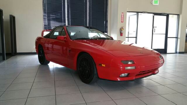 1991 MAZDA RX-7 BASE 2DR STD CONVERTIBLE unspecified antenna type - power anti-theft system - al